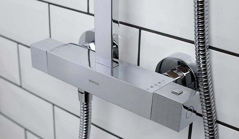 best mixer shower feature