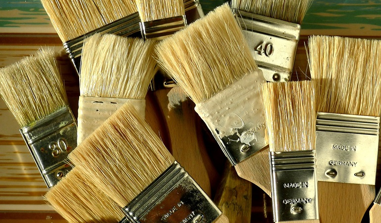best paintbrush picks for decorating