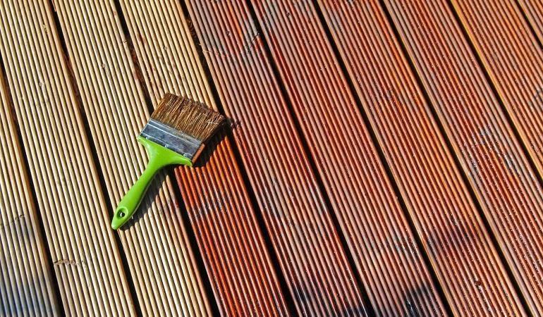 decking brush