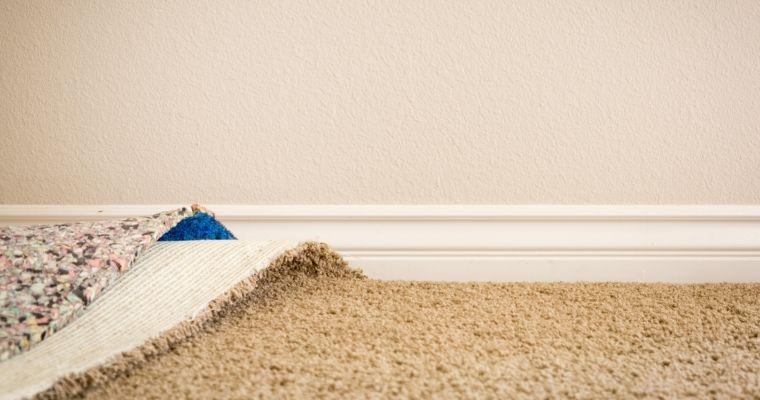 brown carpet on ground