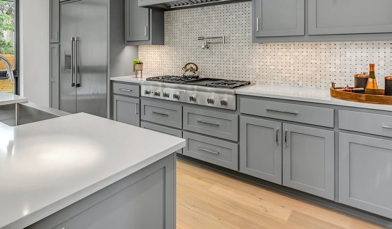 How to Paint Kitchen Cupboards